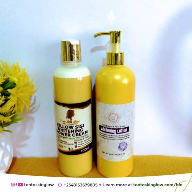 Skincare Products Lagos Nigeria