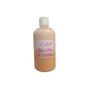 Soap Booster Activator